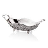 Gümüş Gondol Büyük Boy Kararmaz 5101M