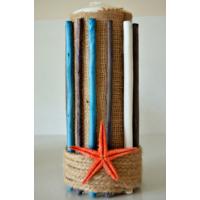 Şahika Tasarım - Bambu Çubuklu Mum 02
