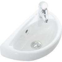 Creavit Oval Lavabo 23X39 Cm Beyaz