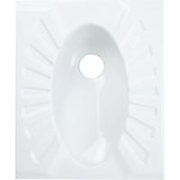 Creavit Omega Çevre Yıkamalı Tuvalet Taşı 50X60 Cm Beyaz