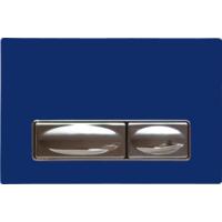 Creavit Design Mavi Kumanda Paneli Solid Cam Metal
