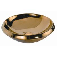 Creavit Set Üstü Lavabo 45 Cm Altın Kaplama