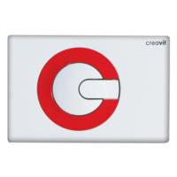 Creavit Power Beyaz Kırmızı Kumanda Paneli