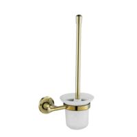 Creavit Neo Asma Tuvalet Fırçalığı-Altın (Camlı)