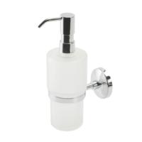 Creavit Royale Sıvı Sabunluk (Camlı)