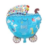 Elitparti Bebek Arabası Folyo Balon