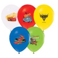 Elitparti Cars Baskılı Latex Balon