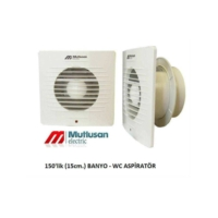 MUTLUSANBanyo Tuvalet Aspiratör150'Lik (15Cm.)