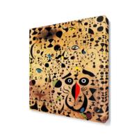 Dekor Sevgisi Dekoratif Desenler Tablosu 45x30 cm