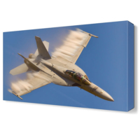 Dekor Sevgisi Uçak2 Tablosu 45x30 cm