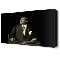 Dekor Sevgisi Atatürk3 Tablosu 45x30 cm