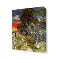 Dekor Sevgisi Van Gogh Tablosu 45x30 cm