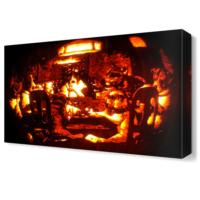 Dekor Sevgisi Poker Oynayan Köpekler Tablosu 45x30 cm