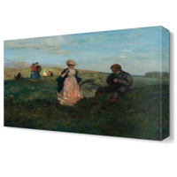 Dekor Sevgisi Charles Conder Tablosu 45x30 cm