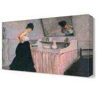 Dekor Sevgisi Gustave Caillebotte Tablosu 45x30 cm