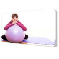 Dekor Sevgisi Plates Canvas Tablo 45x30 cm