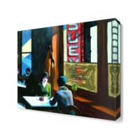 Dekor Sevgisi Öğle Yemeği Canvas Tablo 40x40 cm
