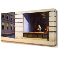 Dekor Sevgisi Vitrin Canvas Tablo 45x30 cm