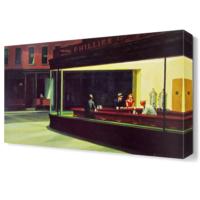 Dekor Sevgisi Pub Bar Canvas Tablo 45x30 cm