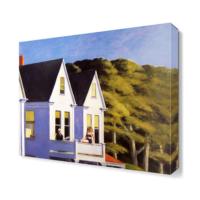 Dekor Sevgisi Balkon Canvas Tablo 40x40 cm
