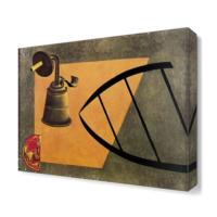 Dekor Sevgisi Joan Miro8 Canvas Tablo 40x40 cm