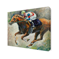Dekor Sevgisi Joker Canvas Tablo 40x40 cm