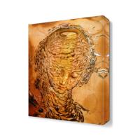 Dekor Sevgisi Salvador Dali Raphaelesque Head Exploding 45x30 cm