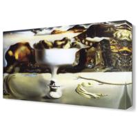 Dekor Sevgisi Yemek Masası2 Canvas Tablo 45x30 cm