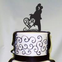 Decor Desing Pasta Üstü Süsü Cake024