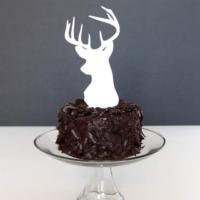 Decor Desing Pasta Üstü Süsü Cake062