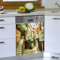 Decor Desing Beyaz Eşya Sticker Bev04