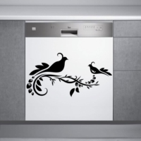 Decor Desing Beyaz Eşya Sticker Bev48
