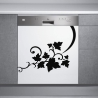 Decor Desing Beyaz Eşya Sticker Bev49