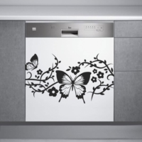 Decor Desing Beyaz Eşya Sticker Bev51