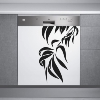 Decor Desing Beyaz Eşya Sticker Bev52