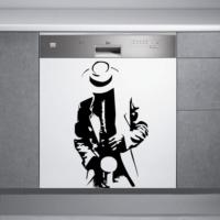 Decor Desing Beyaz Eşya Sticker Bev64