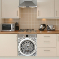 Decor Desing Beyaz Eşya Sticker Dbl04