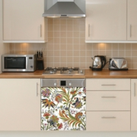 Decor Desing Beyaz Eşya Sticker Dbl41