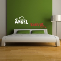 Decor Desing Duvar Sticker Dks54