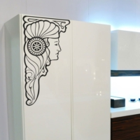 Decor Desing Duvar Sticker St16