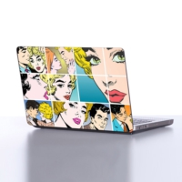 Decor Desing Laptop Sticker Le033