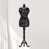 Decor Desing Giysi Mankeni Yazılabilir Sticker Ys40