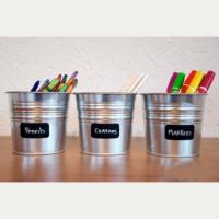 Decor Desing Şişe Veya Kutu Yazılabilir Sticker Ys63