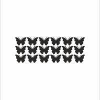 Decor Desing Şişe Veya Kutu Yazılabilir Sticker Ys70