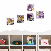Decor Desing Dekoratif Çocuk Tablo Mtb003