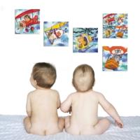 Decor Desing Dekoratif Çocuk Tablo Mtb010