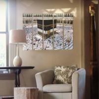 Decor Desing 5 Parçalı Dekoratif Tablo Bsrm021