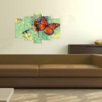 Decor Desing 5 Parçalı Dekoratif Tablo D5Tp103
