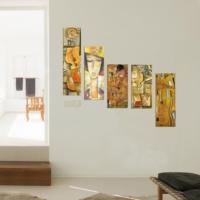 Decor Desing 5 Parçalı Dekoratif Tablo Dec074