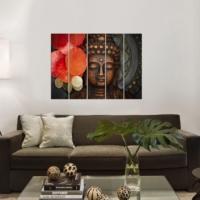 Decor Desing 5 Parçalı Dekoratif Tablo Vsrm068